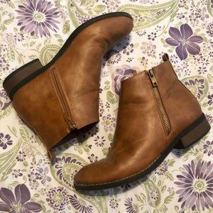 Size 8 women's booties